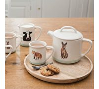 Apple Farm 350ml Mug Set in Stoneware