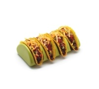KitchenCraft Mexican Ceramic Taco Holder