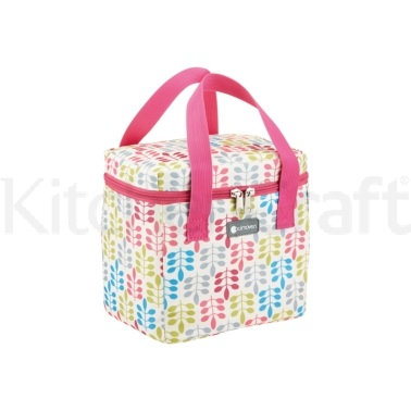 KitchenCraft Tall Leaf Lunch / Snack Cool Bag