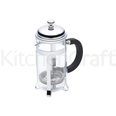Le'Xpress 3 Cup Chrome Plated Cafetiere