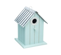 Living Nostalgia Stylish Wooden Bird House