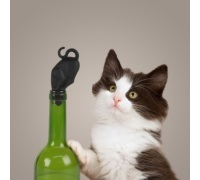 Fred Stop Kitty Wine Stopper