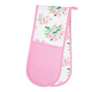 KitchenCraft Rose Double Oven Glove