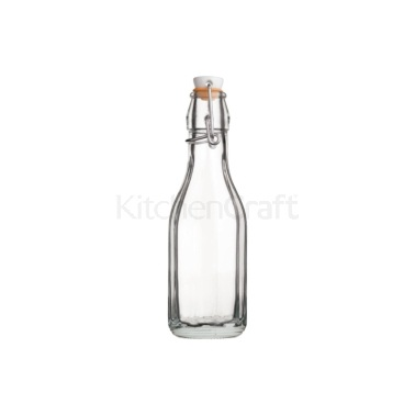 Home Made Glass 250ml Bottle