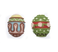 Hoppity Does It Easter Egg Easy Press Chocolate and Fondant Mould