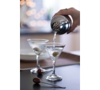 Bar Craft 6 Piece Mini Martini Cocktail Set