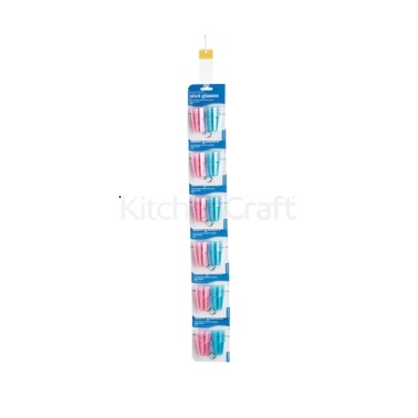 Kitchen Craft 30ml Plastic Shot Glasses