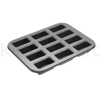 Master Class Non-Stick Twelve Hole Mini Loaf Tin