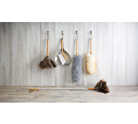Living Nostalgia Traditional Natural Lambswool Duster