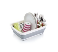 KitchenCraft Collapsible Dish Drainer