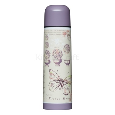 Coolmovers Butterfly Lane 500ml Vacuum Flask