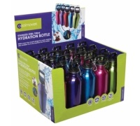Coolmovers Display of 20 Sports Bottles