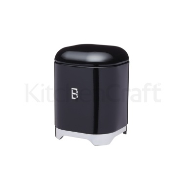 Lovello Black Biscuit Tin