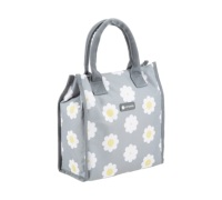 Coolmovers 4 Litre Retro Flower Dot  Lunch / Snack Cool Bag