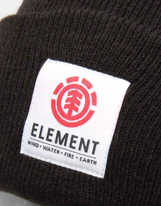 Element Dusk Beanie - Black