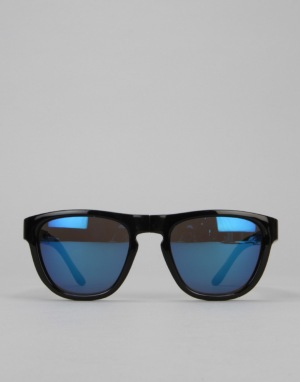Route One Basics Foldable Sunglasses - Black