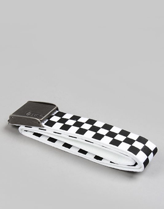 Vans Deppster Web Belt - Black/White