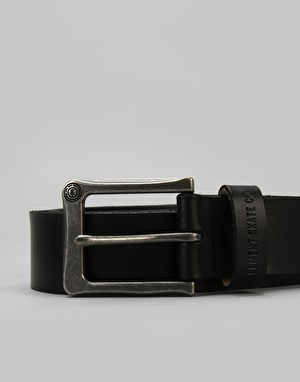 Element Paloma Leather Belt - Black