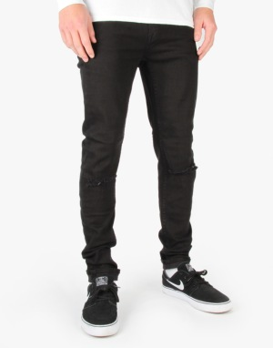 Cheap Monday Tight Denim - RIP Black