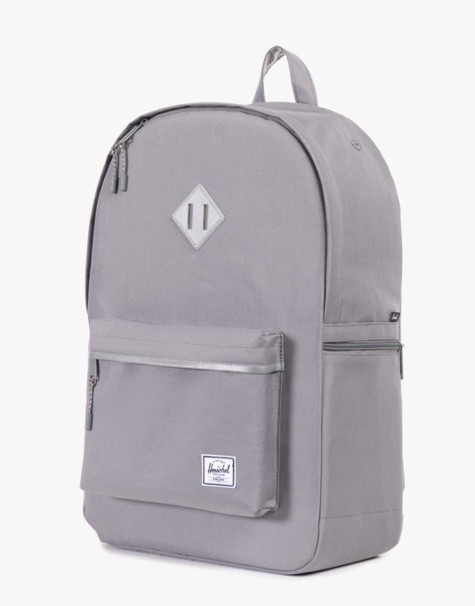 Herschel Supply Co. Heritage Plus Backpack - Grey/3M