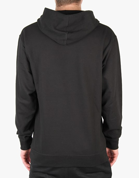 Anti Hero Skate Co. Pullover Hoodie - Black