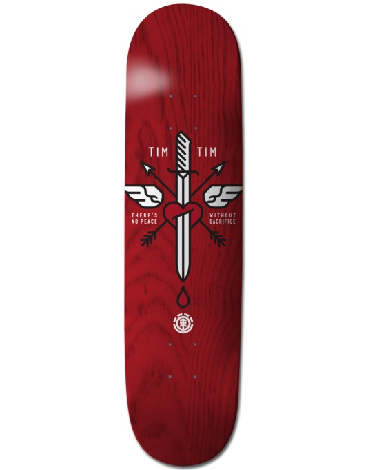 Element Tim Tim Icon Featherlight Pro Deck - 8""