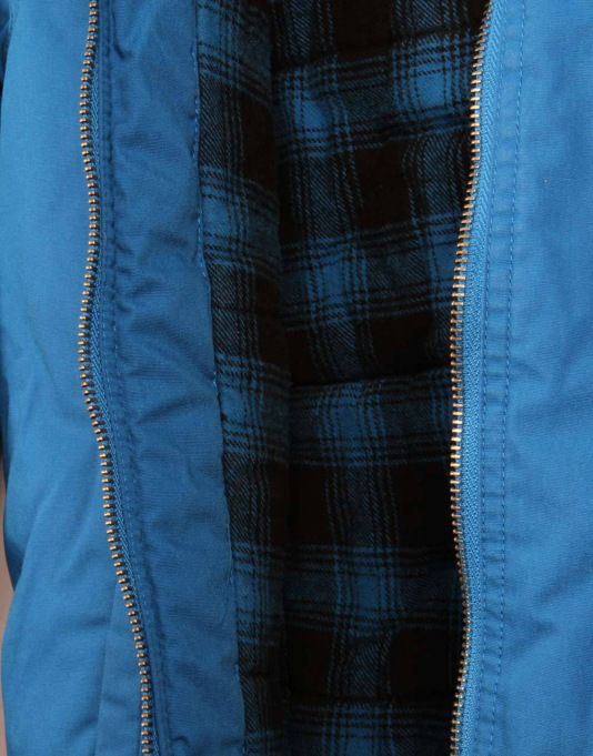 Element Dulcey Boys Jacket - Royal