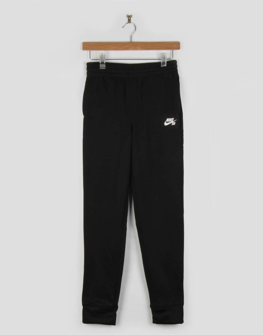 Nike SB Logo Boys Sweatpants - Black