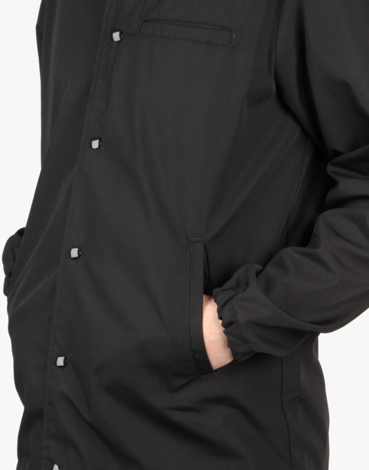 Acapulco Gold Landry Coach Jacket - Black