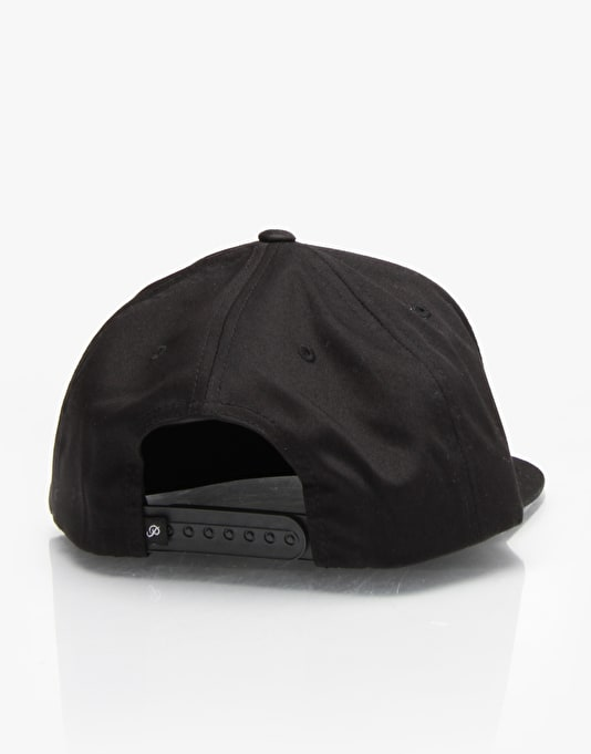 Primitive Game Killer Snapback Cap - Black