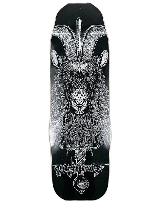 Witchcraft Goatwitch Team Deck - 10""