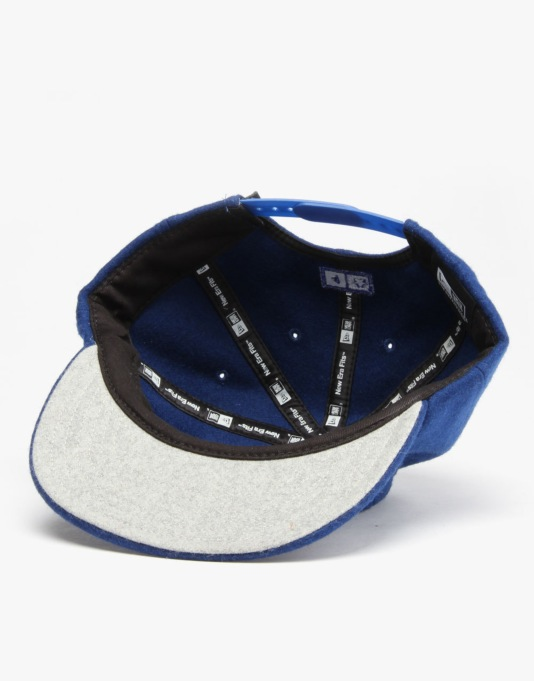 Fourstar x New Era 04 Wool Snapback Cap - Royal