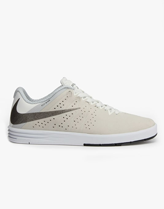 Nike SB Paul Rodriguez Citadel - Summit White/Black - Platinum Silver