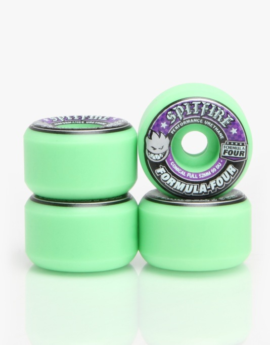 Spitfire Formula Four Conical 99d Team Wheel - 52mm