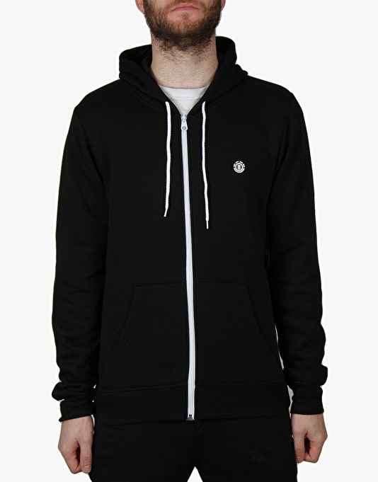 Element Nova Zip Hoodie - Black