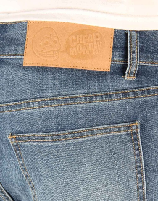 Cheap Monday Dropped Denim - Rise Above