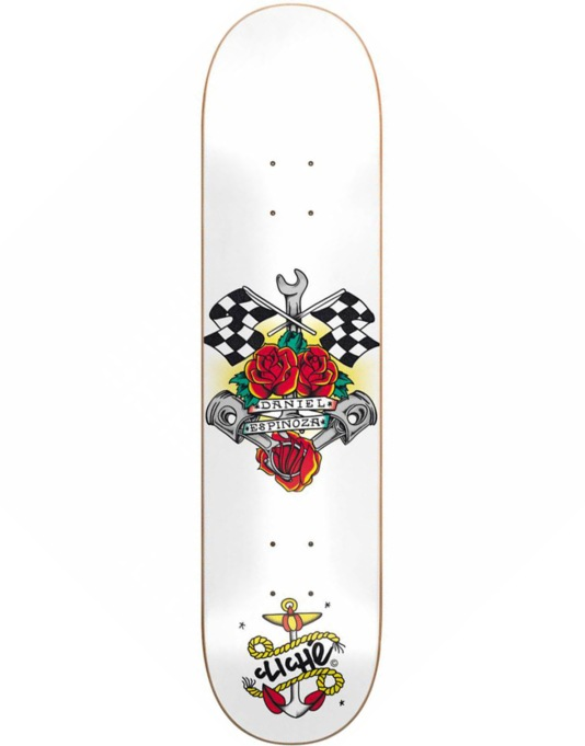 Cliché Espinoza Sailor Tattoo Pro Deck - 7.75""