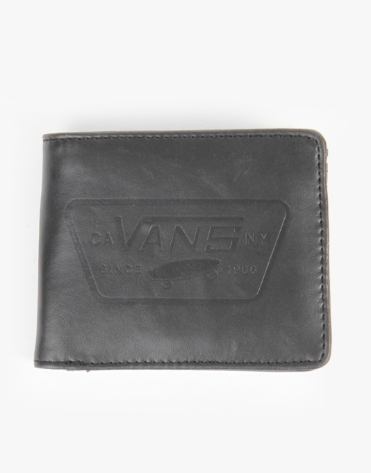 Vans Full Patch Wallet - Black