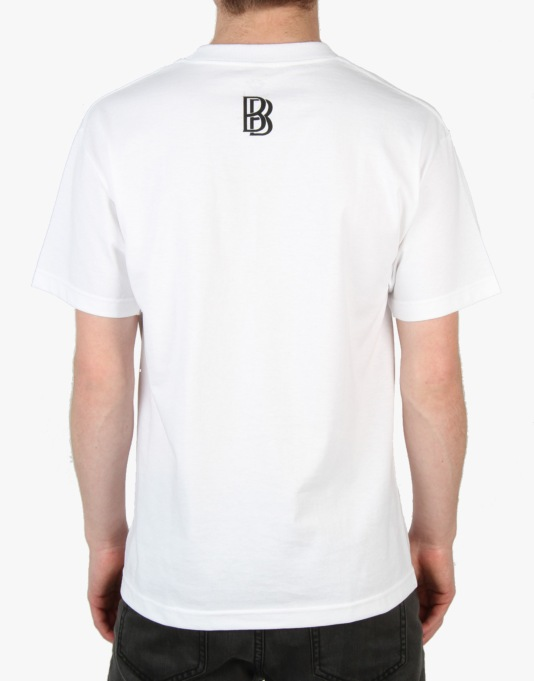 Diamond Supply Co. Shining Ben Baller T-Shirt - White