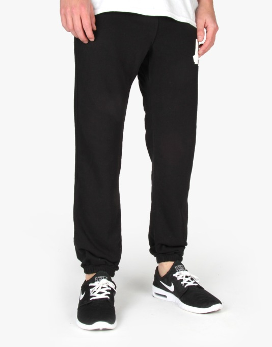 Undefeated 5 Strike Terry Pants - Black