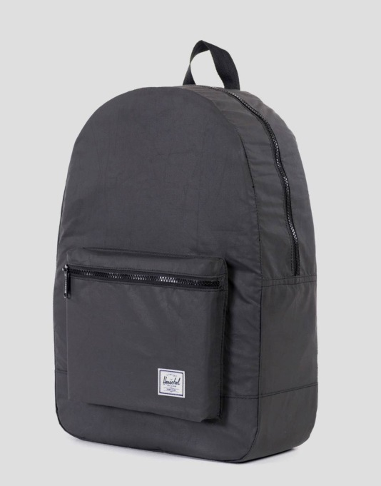 Herschel Supply Co. Packable Backpack - Reflective Black