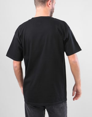 HUF Original Logo T-Shirt - Black