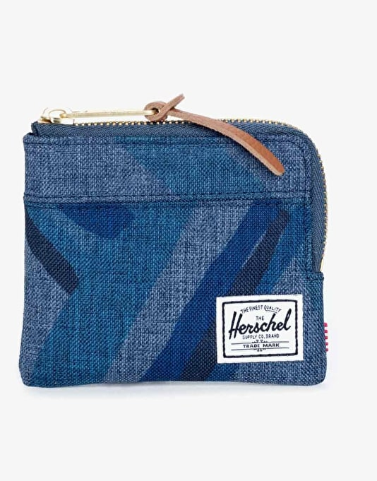Herschel Supply Co. Johnny Wallet - Navy/Portal