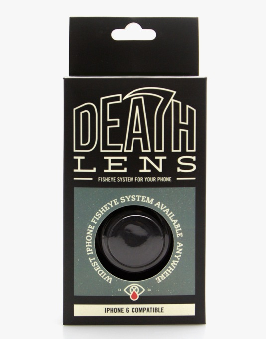 Death Lens iPhone 6 Ultra Wide (Fisheye) Angle Lens