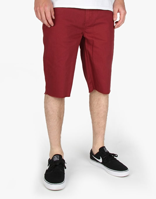 Element Boom WK Shorts - Oxblood