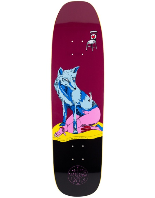 Welcome Rhiannon on Nimbus 5000 Team Deck - 8.75""