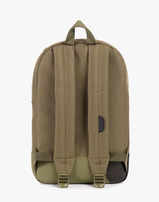 Herschel Supply Co. Heritage Mid Volume Backpack - Army/Army/Black