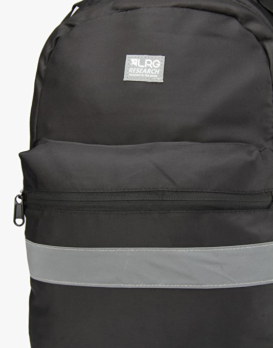 LRG Highly Visual Reflective Backpack - Black