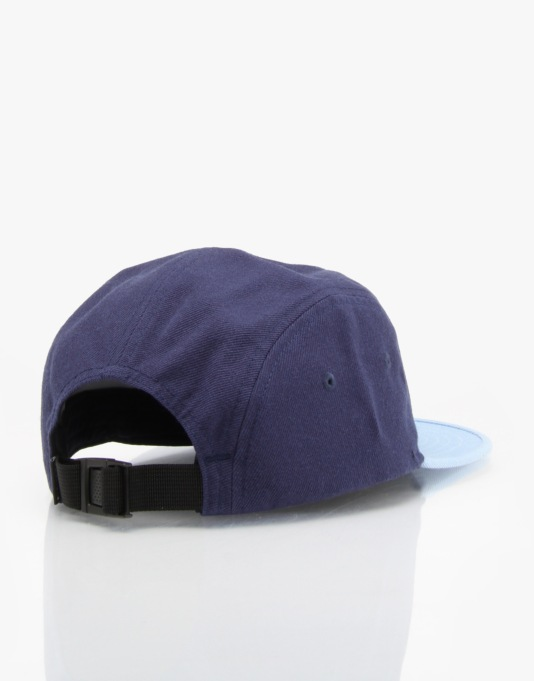 Element Desmond 5 Panel Cap - Dark Royal