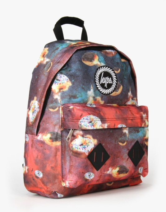 Hype Space Doughnuts Backpack